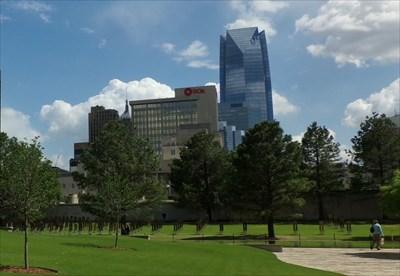 Devon Energy Tower - Satellite Oddity - Oklahoma City