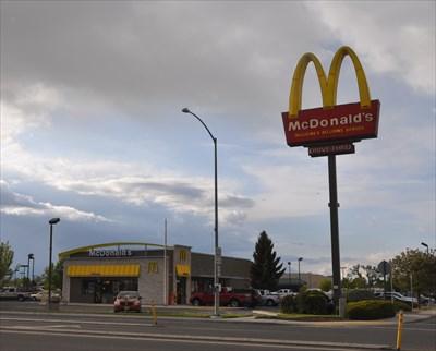 Mcdonalds Baker City Oregon Mcdonald S Restaurants On Waymarking