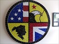 Image for Merging of the Nations - Mosaic - Monroe, Michigan, USA.