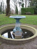 Image for John McLoughlin House Fountain - Oregon City, Oregon