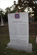 Image for The Ranaleburg Riflemen -- Elmwood Cemetery Charlotte NC