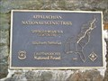Image for The very beginning - Springer Mountain GA