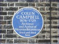 Image for Colen Campbell - Brook Street, London, UK