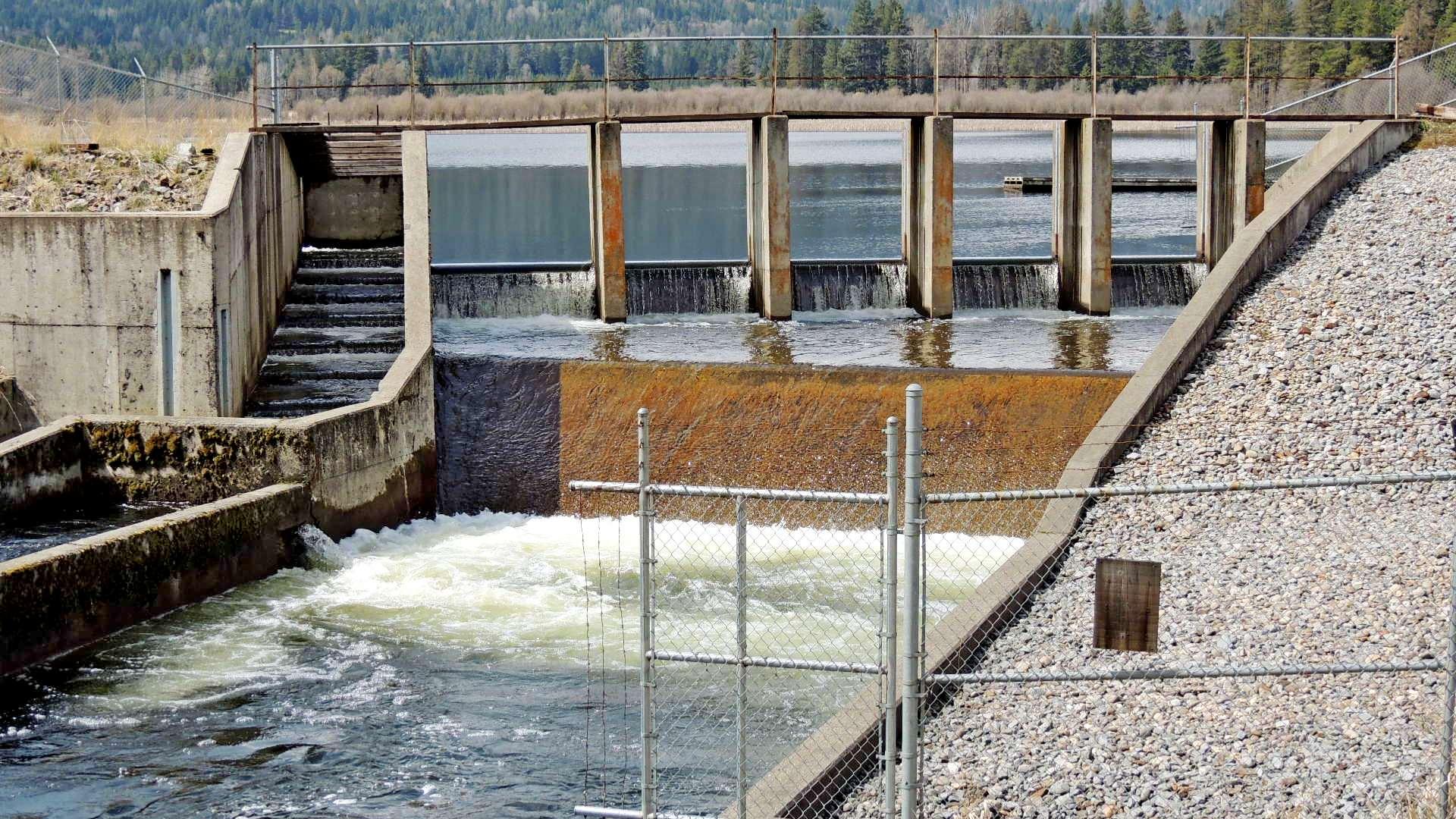 McArthur Lake Dam