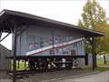 "Image for French ""Merci"" Boxcar - Gratitude Train - Little Falls, MN"