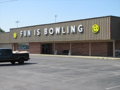 Fun Is Bowling, Louisville, Kentucky