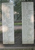 Image for Crawford County Courthouse Veterans Memorial  -  Meadville, PA