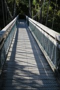 Image for Clearwater River Suspension Bridge - South Westland, New Zealand