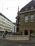Image for Fischmarktbrunnen - Basel, Switzerland