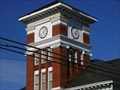 Image for Monroe County Courthouse Clock ~ Madisonville, Tennessee
