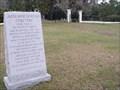 Image for Jesse Mercer Willis Cemetery - Williston, FL