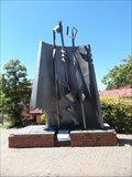 Image for Uncle Tom's Hall Sculpture  -  Soweto, South Africa