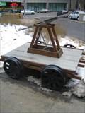 Image for Railroad Maintenance-Of-Way Equipment - Hand Car, University Ave Toronto ON