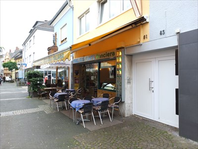 Eis Cafe Panciera Remagen Rlp Germany Ice Cream