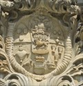 Image for Stammwappen der Reichsgrafen von Schönborn, Schloss Weißenstein, Pommersfelden, Lk Bamberg