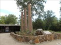 Image for Cherokee Female Seminary Columns - Park Hill, OK
