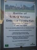 Image for The Battle of Olney Bridge - English Civil War