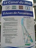 Image for Les Écluses de Fonserannes, Hérault, France