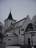Image for Kostel svatého Filipa a Jakuba (Wiki) - Lelekovice, Czech Republic