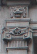 Image for Decorative Lions -- Waterloo Station, London, Lambeth, UK