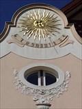 Image for Sonnenuhr am Wohnhaus Bielefelder Straße 10 - Herford, Germany
