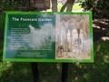 Image for The Fountain Garden  -  Washington, DC