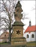 Image for Panna Marie / Virgin Mary, Benatky nad Jizerou - zamek, CZ