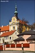 Image for Kostel Sv. Alžbety a Sv. Rodiny / Church of St. Elisabeth and Holy Family - Kadan (North-West Bohemia)