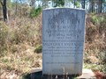 Image for Martin roadside memorial - Colliers, SC