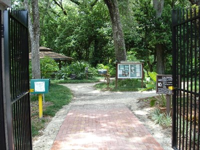 Dunlawton Sugar Mill Botanical Gardens - Port Orange, FL - Botanical ...