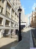 Image for Last London Sewer Gas Lamp - Carting Lane, London, UK