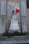 Image for Monument aux Morts - Fontenay-sur-Eure, France