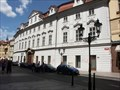 Image for Pachtovský palác (palác Pachtu z Rájova, Langerovský palác) - Praha, CZ