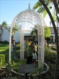 Image for Nixon-Cox Wedding Gazebo - Nixon Library - Yorba Linda, CA