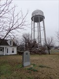 Image for City of Clarksville Water Tower - Clarksville, TX