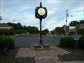 Image for TOWN CLOCK - ROBBINS,NORTH CAROLINA