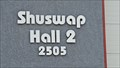 Image for Shuswap Hall 2 2505