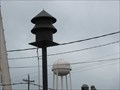 Image for Water Tower Outdoor Warning Siren - Corrigan, Texas