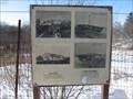 Image for Train Depot / Street Car Bridge Marker – Hibbing, MN