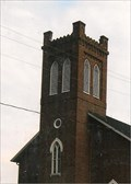 Image for First Presbyterian Church Bell Tower - Vandalis, IL