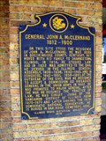 Image for General John A. McClernand - Springfield, Illinois