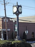 Image for City Hall Clock - Burleson, TX