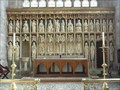 Image for Stone Altar Back, St. Laurence Church, Ludlow, Shropshire, England