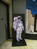 Image for Cutout at Neil Armstrong Air and Space Museum - Wapakoneta, Ohio