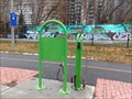 Image for Bike Repair Station, Bronson and Slater - Ottawa, Ontario, Canada