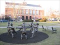 Image for Circle of Peace Sculpture - Needham, MA