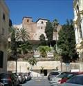 Image for Alcazaba con sus Puertas de Granados y del Cristo - Málaga, Spain