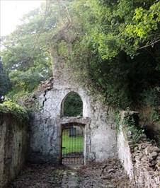St Baglan Medieval Church