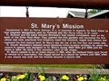 Image for St. Mary's Mission - Stevensville, MT
