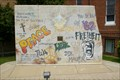 Image for Dixon, Illinois - Fake Berlin Wall